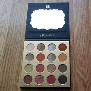 Glamlite Cosmetics Masterpiece Eyeshadows
